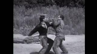 Clint Walker - Cheyenne Season 2 Fight Scenes