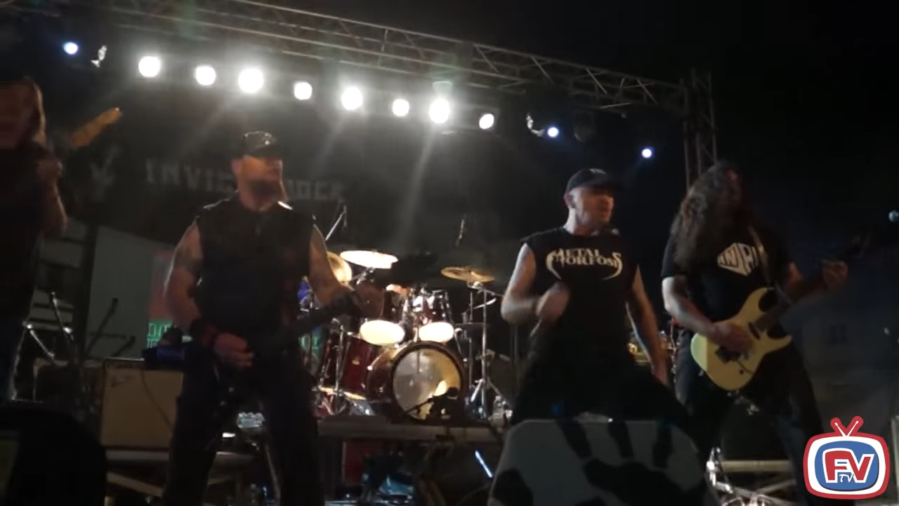 MetalMorfosis live at InvictoRock 2015