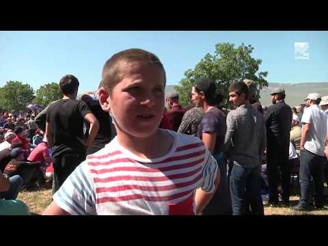 Станица Сторожевая приняла турнир по борьбе на поясах