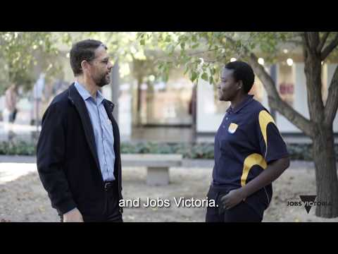 Jobs Victoria Working Stories: Building a new life in regional Victoria