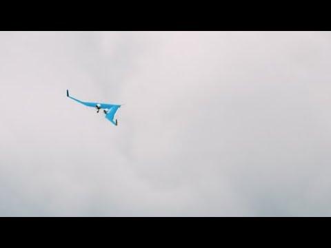 Primer vuelo del FLYING-V - El el prototipo del futuro de KLM y TU Delft