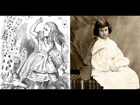 The Story Of Lewis Carroll's Worrying Relationship With The Young Girl Behind Alice In Wonderland.