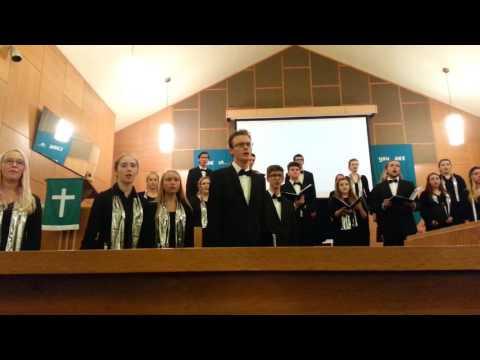Nova Scotia Youth Choir - Farewell to Nova Scotia