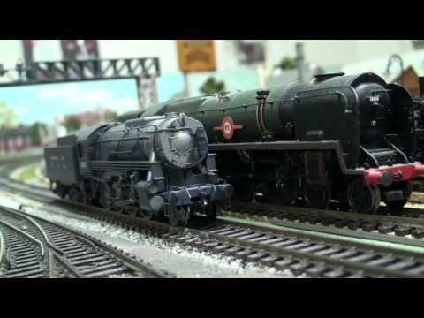 Hollpolls Lament - The Roco H0 S160 2-8-0 Steam Locomotive