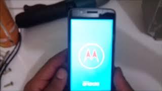 Moto G5 travado logo da Motorola Resolvido!! 2019 Todos dados serão apagados