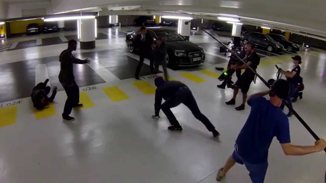 Download The Transporter Refueled: Behind the Scenes Movie Broll - Part 1