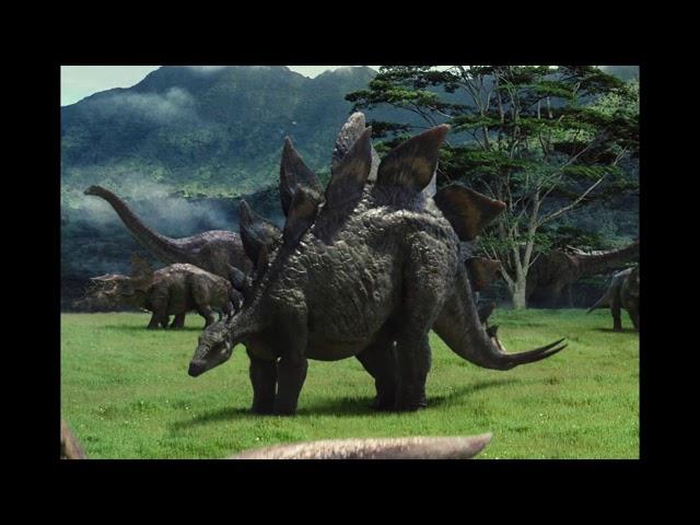 Stegosaurus sound effects