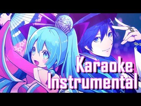 大江戸ジュリアナイト (Ohedo Julia-Night) [Karaoke   Instrumental] ▶ Mitchie M