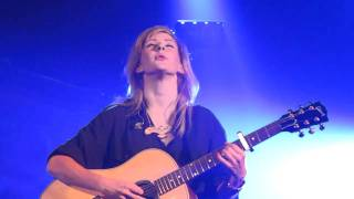 "Ellie Goulding sings ""The End"" acoustic at Little Noise Sessions,  Union Chapel 20th November 2010"