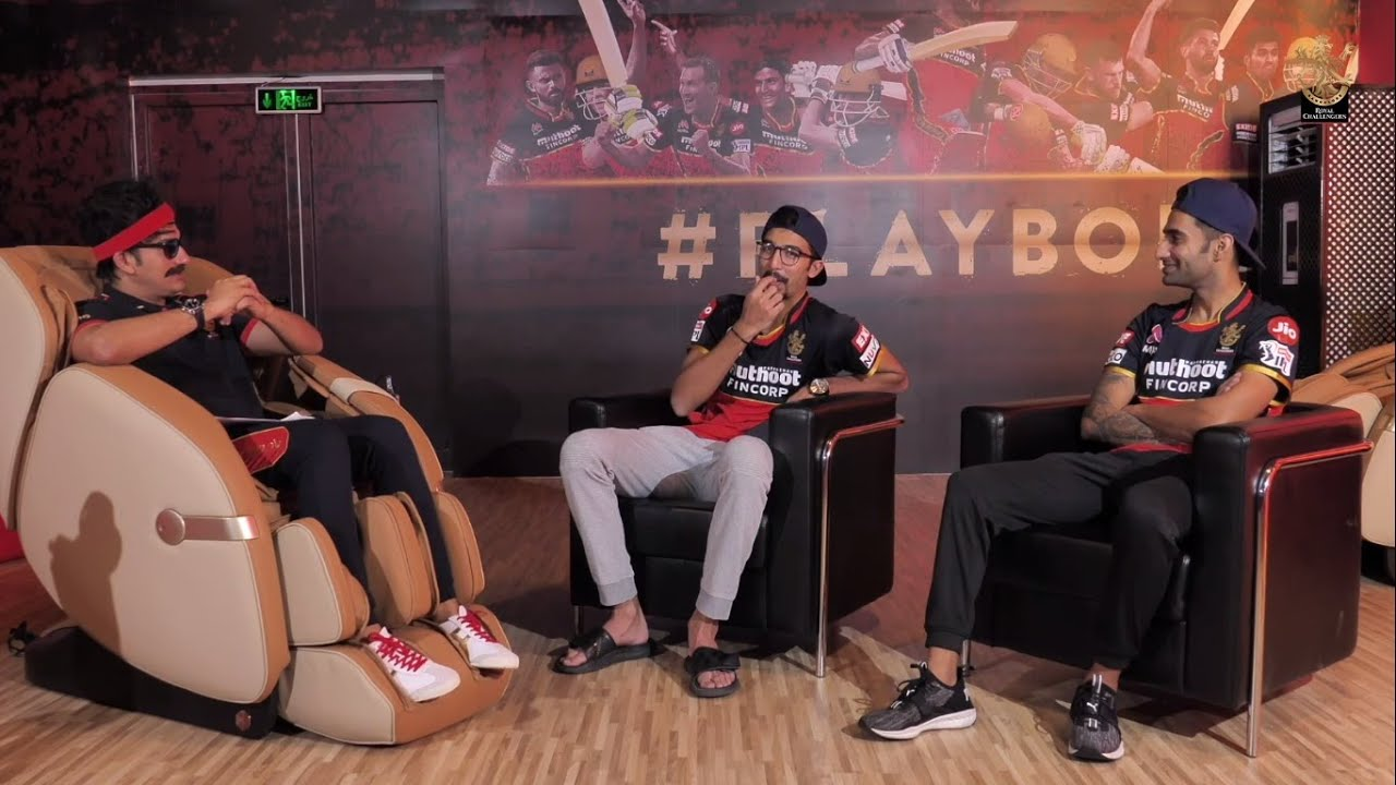 RCB Insider with Mr. Nags ft. Devdutt Padikkal and Gurkeerat Mann