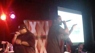 Big K.R.I.T Moon & Stars Live @BB Kings 2011