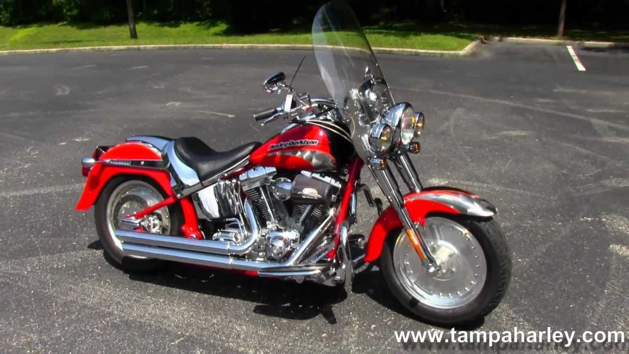 Used Harley Davidson Screamin Eagle Fatboy Motorcycles For Sale
