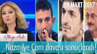 Nazmiye Çam davası sonuçlandı! - Müge Anlı İle Tatlı Sert 29 Mart 2017 - 1811. Bölüm - atv