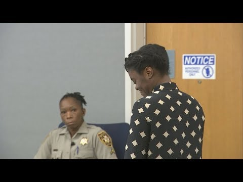 Tiffany Moss calls on standby lawyers, talks and laughs in death penalty trial