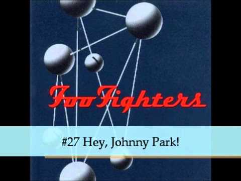 Top 50 Foo Fighters Songs
