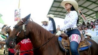 Las reinas del rodeo