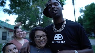 Young Dolph Delivers Car to the Winner of His Lamborghini Giveaway