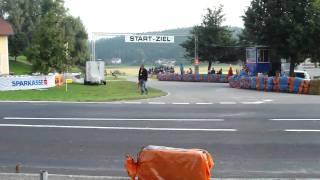 Schwanenstadt Austria Oldtimer Grand Prix 2010 Klasse 1 und 2 Movie 2