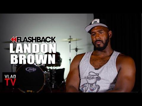 Flashback: Landon Brown on his Sister's (Bobbi Christina) Death & Nick Gordon