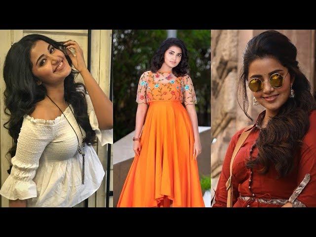 Anupama Parameswaran Latest Photoshoot Pics