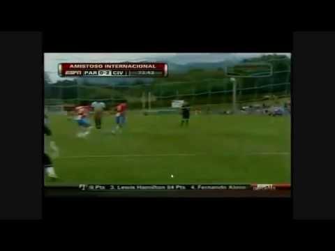 Paraguay 2-2 Ivory Coast HD