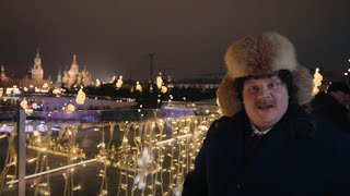 Moscow parks with the Master of Moscow