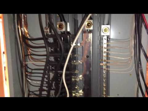 Electrical Panel Safety 101 ( Panel Inspections )