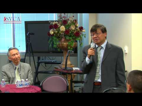 SVCA Foundation Forum with Ed Blum: Panel Speech by Yukong Zhao