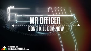 Maurice Tha General - Mr Officer [Official Lyric Video 2018]