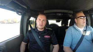 Test Drive Sprintex Supercharger on Pentastar V6 Dodge Challenger - Jeep JK Wrangler