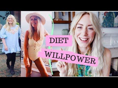 3 DIET WILLPOWER TIPS!  How to get willpower to lose weight | SJ STRUM
