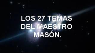 LOS 27 TEMAS DEL MAESTRO MASON (Audiolibro)