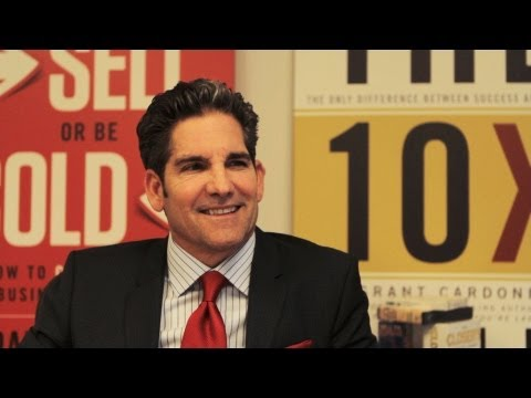 "Grant Cardone Talks Selling, Obscurity, Revenue, and Greatness with ""The Coach"" Micheal Burt"