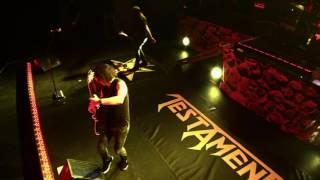 Testament  - True American Hate (Dark Roots Of Thrash 2013)