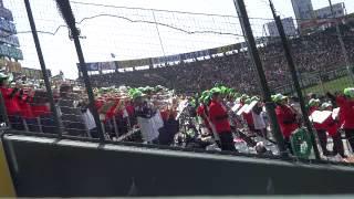 2013年3月30日 選抜3回戦 対高知戦 サンタナ~エルクンバンチェロ.