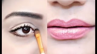 9 मेकअप ट्रिक्स | 9 Makeup Tricks to Make You Look 10 Years Younger in Seconds