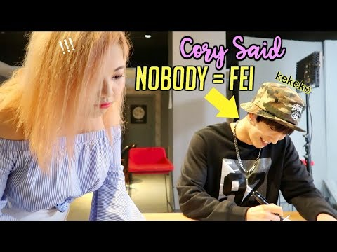 What Did Cory Say?! Working With Kpop Idols 24K!
