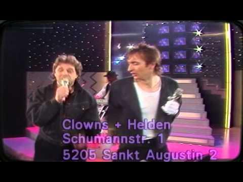 Clowns & Helden - Ich liebe dich 1987
