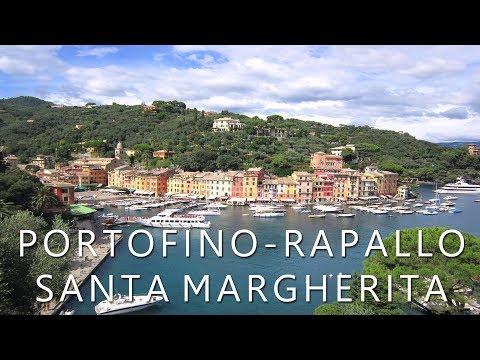 Portofino, Rapallo & Santa Margherita, Italy - The Italian Riviera (Liguria)
