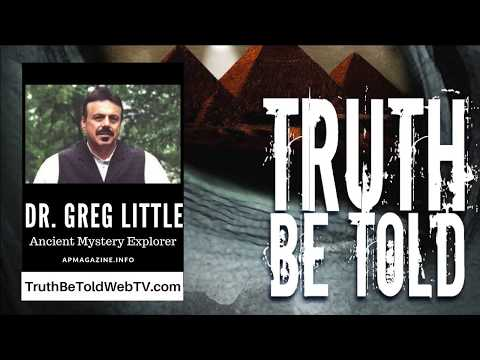 Dr  Greg LittleThe Giants Of North America and Ancient Native American Idians Mounds