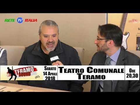 Teramo Sound  2018 la musica live in teatro, conferenza stampa
