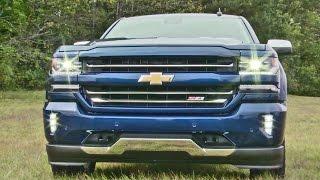 ► 2016 Chevrolet Silverado 1500 - Footage