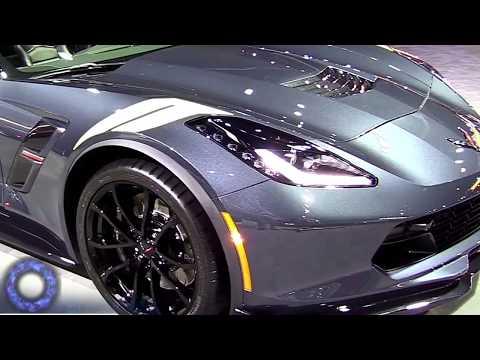 ALL NEW  Chevrolet Corvette Grand Super Amazing Sport Exterior and Interior