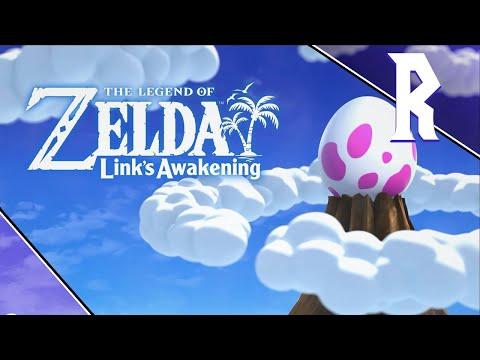 The Legend Of Zelda: Link's Awakening - The Ballad Of The Wind Fish (#4) [Stream VOD]