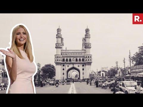 Hyderabad Gets A Renovation Ahead Of Ivanka Trump's Visit