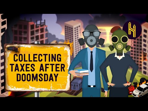 The IRS' Plan to Collect Taxes After Doomsday