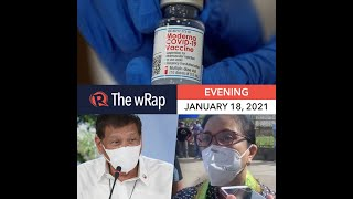 DOH ramps up vaccine trust with more Pharma deals | Evening wRap
