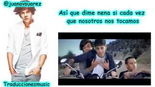 One Direction - Kiss You (Letra Traducida al español +)