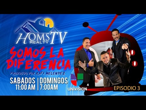 HOMS REALTY TV SHOW 3