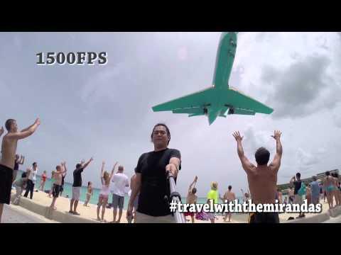 Sint Maarten Maho Beach Slow Motion Mp3